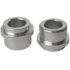 SR Suntour Aluminium Bushings voor 38mm dikte / 12,7mm zilver